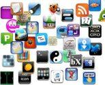 Imagen de icionos de Apps