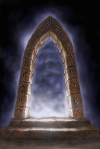 Portal mágico